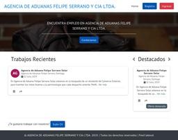 AGENCIA DE ADUANAS FELIPE SERRANO Y CIA LTDA.