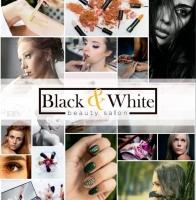 Salon Black and White spa