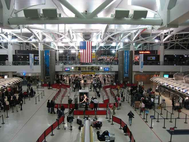 John F. Kennedy International Airport,