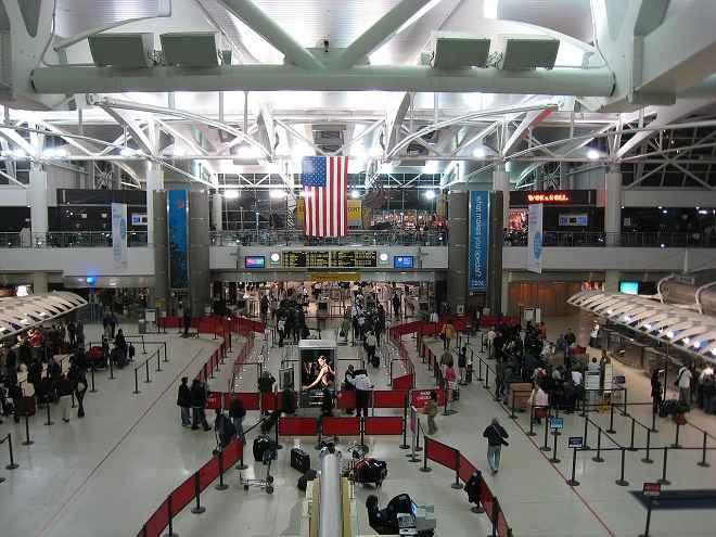 John F. Kennedy International Airport,