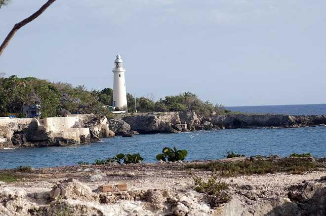 Negril Jamaica Lighthouse