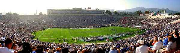 Rose Bowl Pasadena California