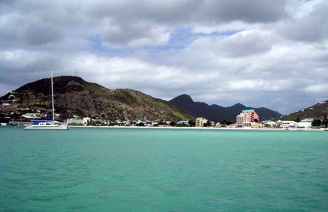 Saint Maarten's Dutch side