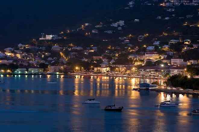 St.Thomas Harbor