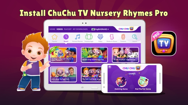 Nursery Rhymes by ChuChu TV