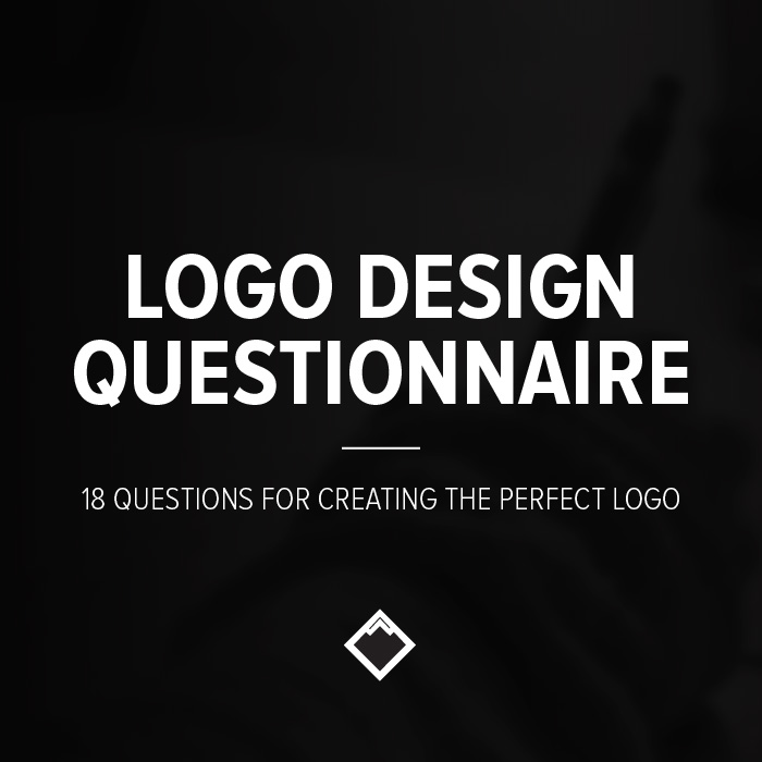 logo design questionnaire church brand guide michael persaud