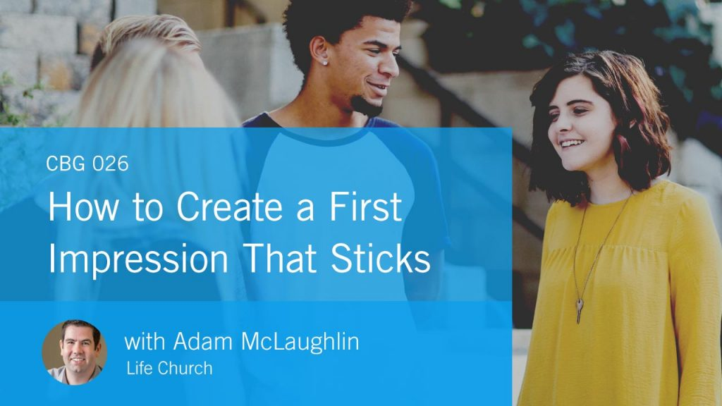 how to create a first impression that sticks