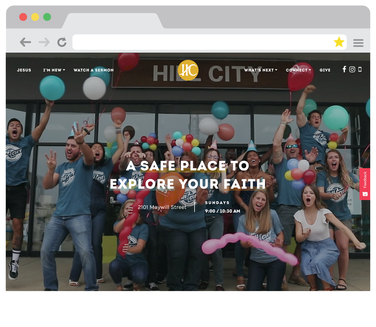15 of the Best Church Websites for 2019 | Church Juice