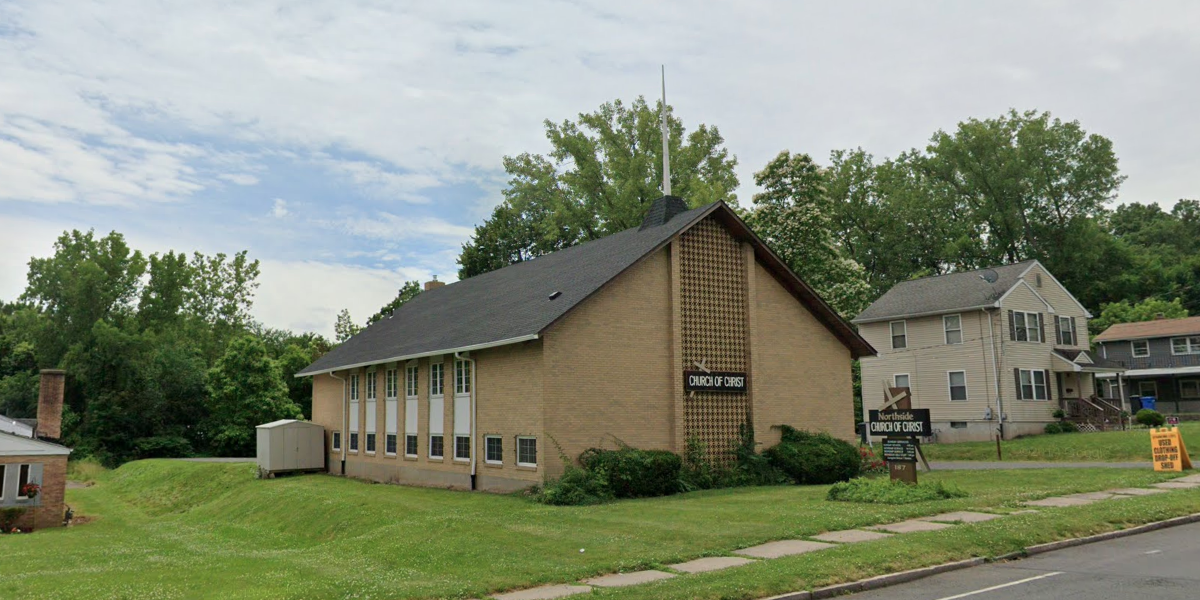 Northside church of Christ - building