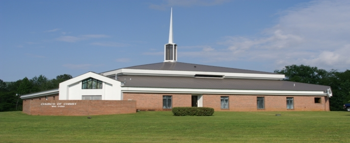 Hampton Cove church of Christ
