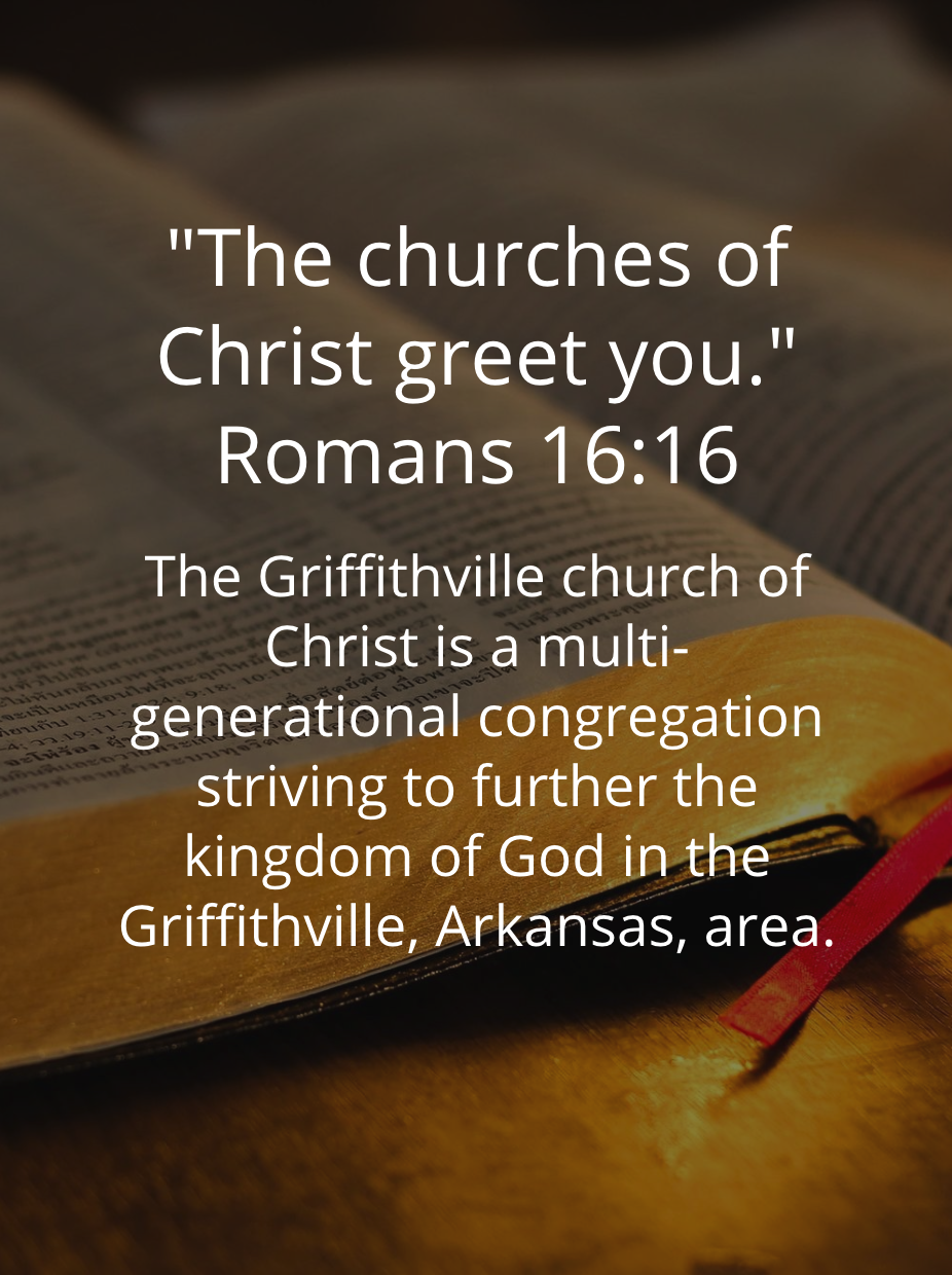 the churches of christ greet you