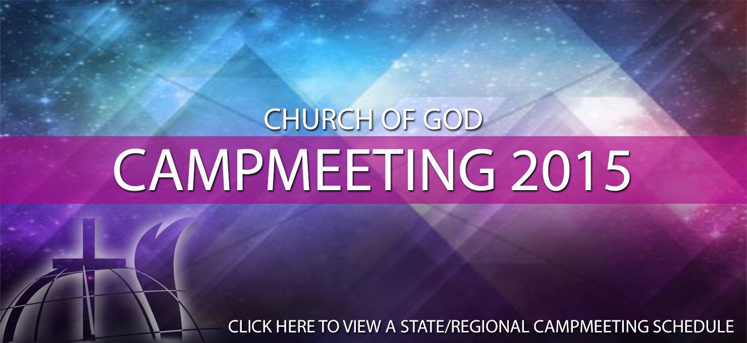 Campmeeting 2015 Schedule