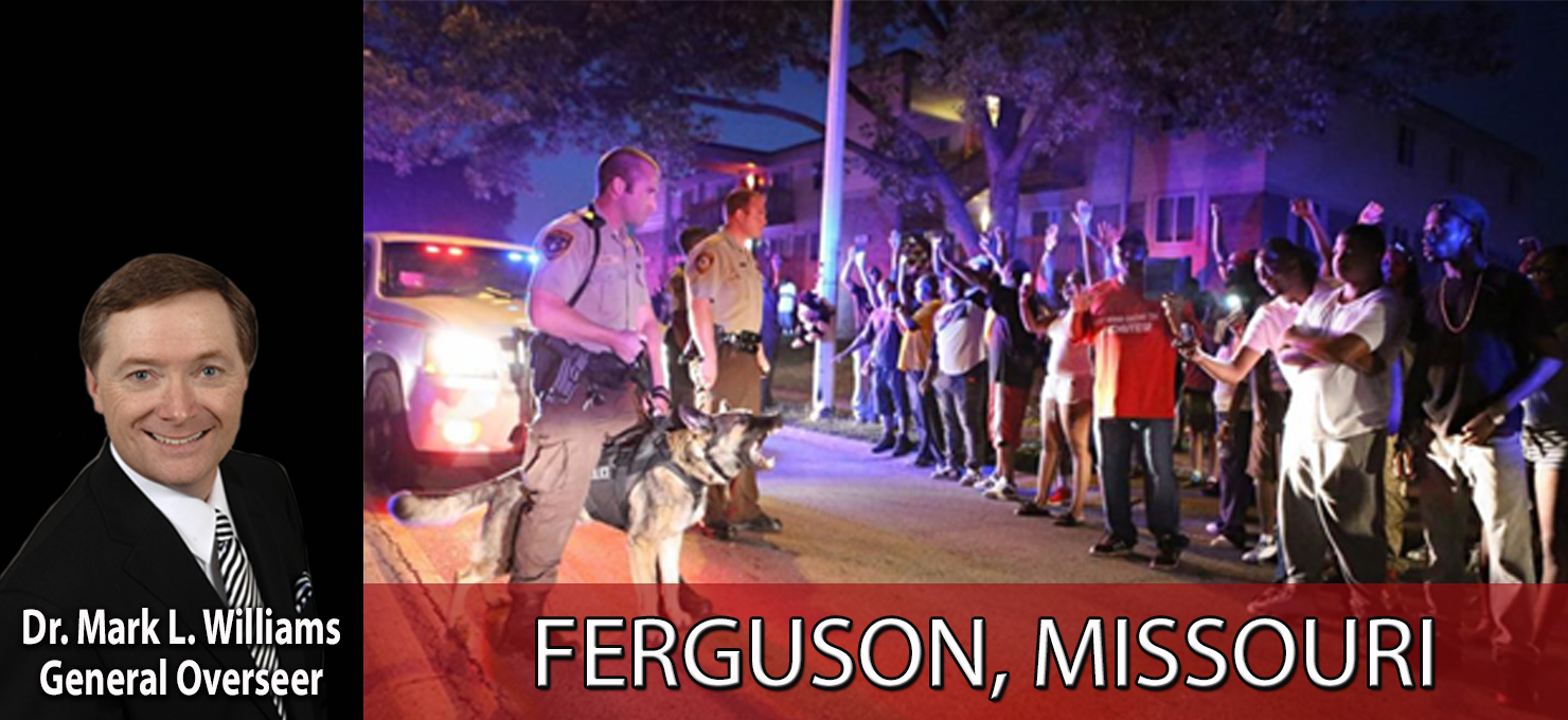 Ferguson, Missouri Statement