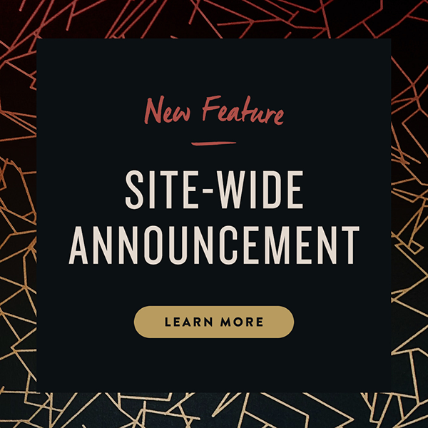 site-announcement