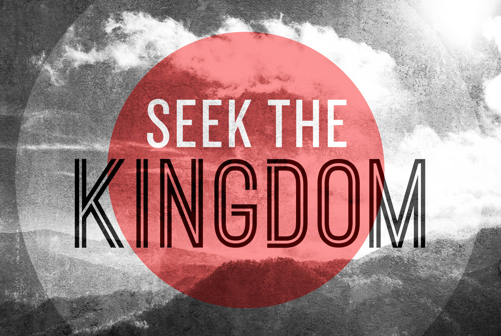seekthekingdom