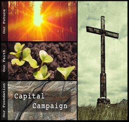 Capital Campaign banner
