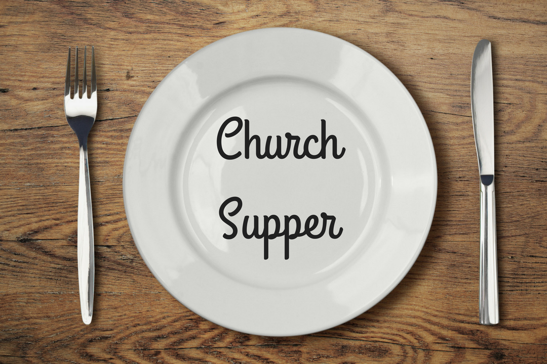 Church SupperWednesdays at 5-30pm