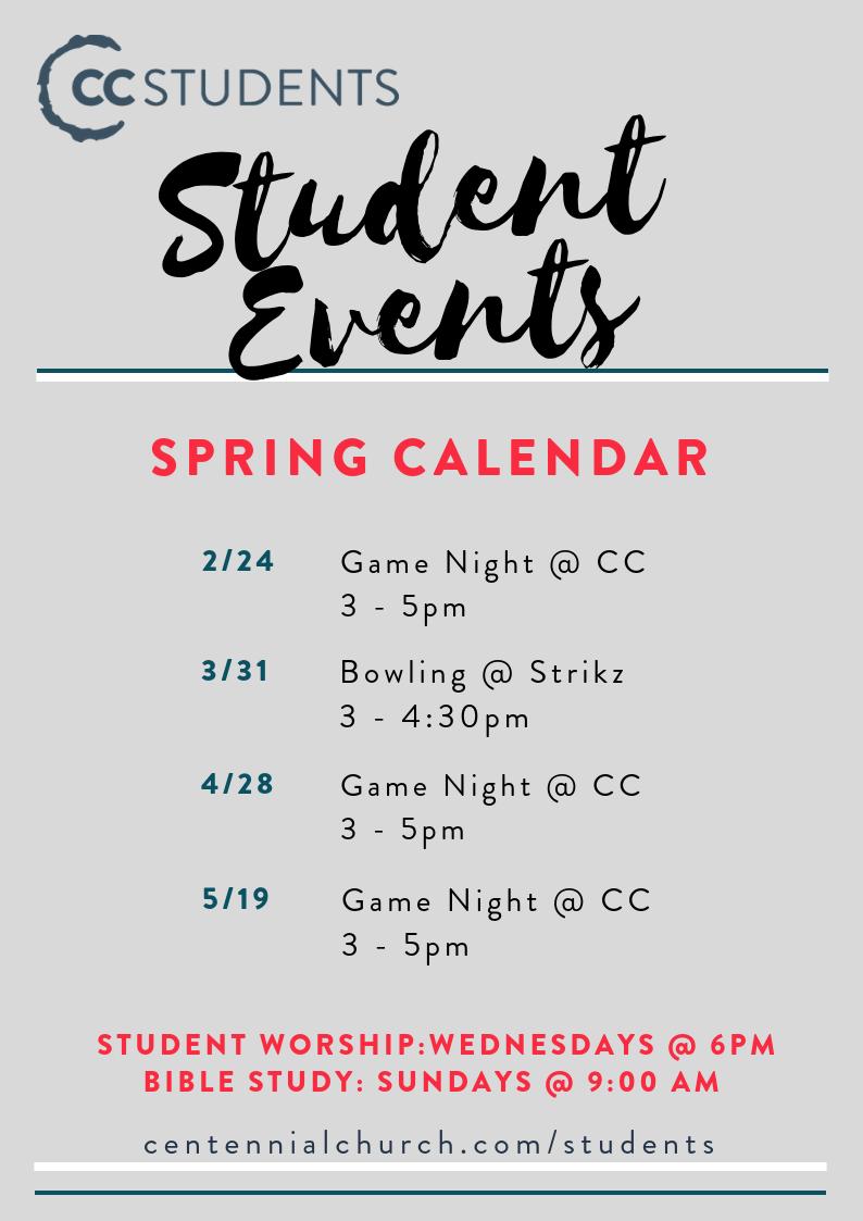 2019 Spring Calendar - CCStudents (1)