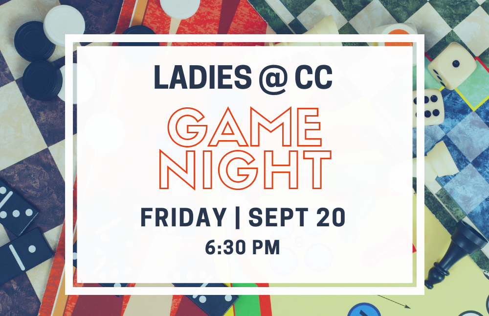 eNews - Ladies Game Night - 1000x645 (3)
