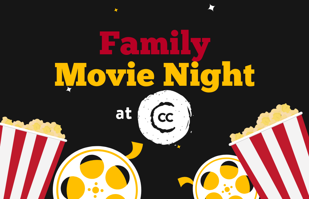 eNews & web - Family Movie Night - 1000x645 image