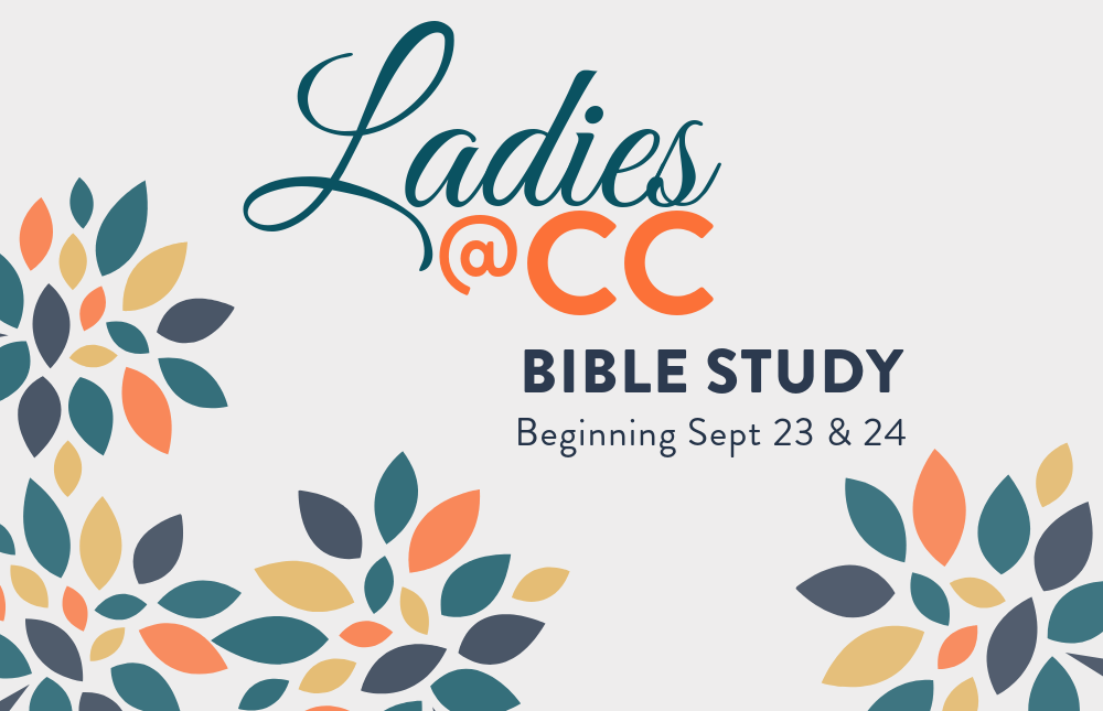 eNews & web- Ladies Bible Study Fall 2019 - 1000x645