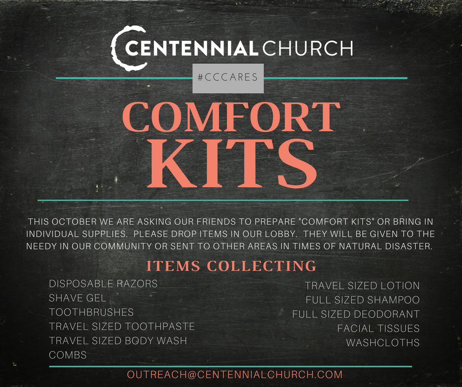FB Comfort Kit Post for CC and KW