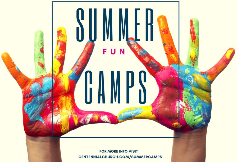 Website-CC Summer Fun Camps