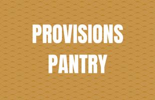 WebFeaturedProvisionsPantry image