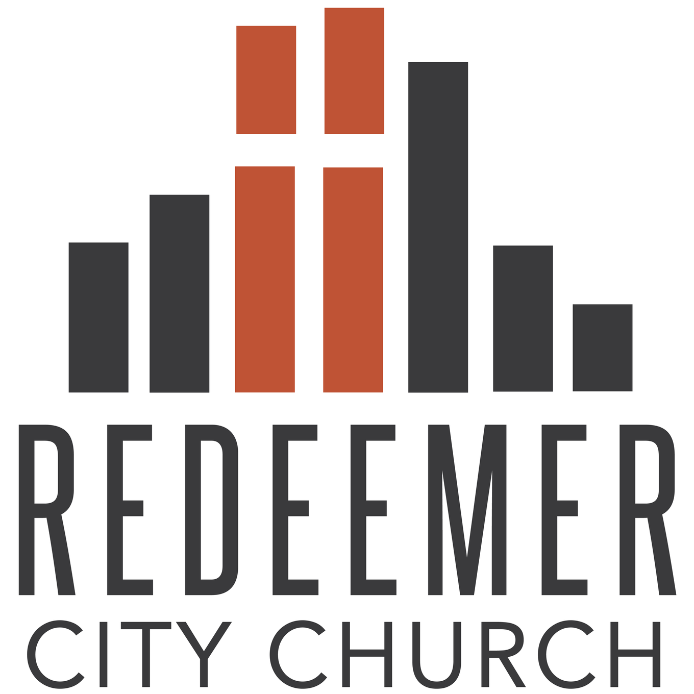 Daytona beach church -Redeemer Logo