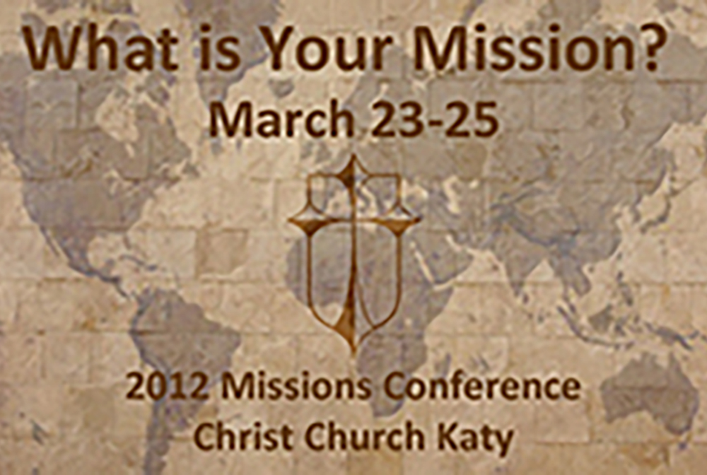 Missions 2012 banner