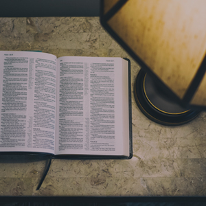 bible desk