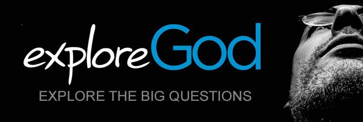 Explore God banner