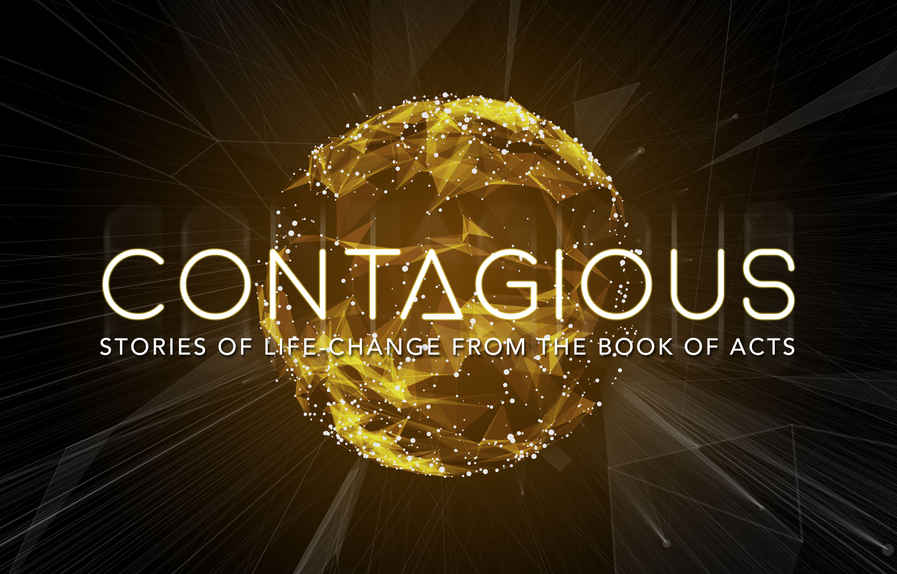 Contagious banner