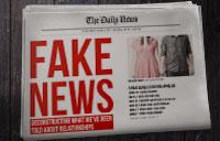 Fake News banner