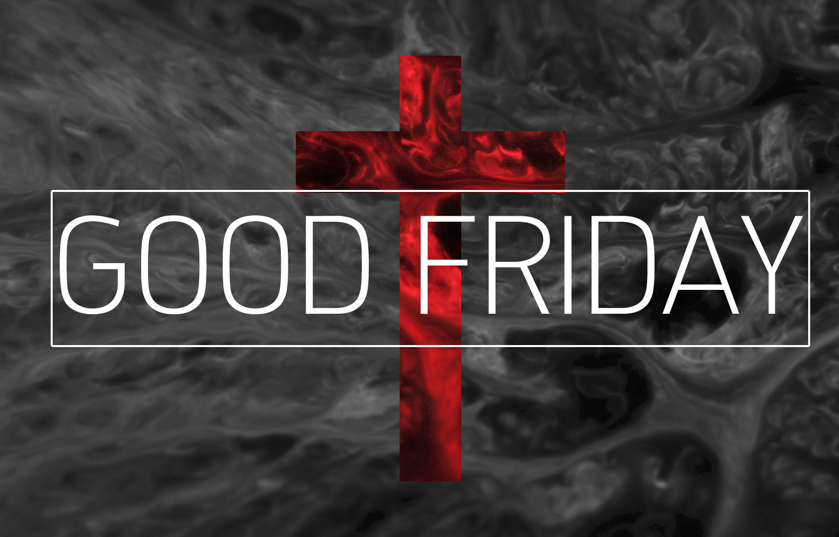 Good Friday 2018 banner