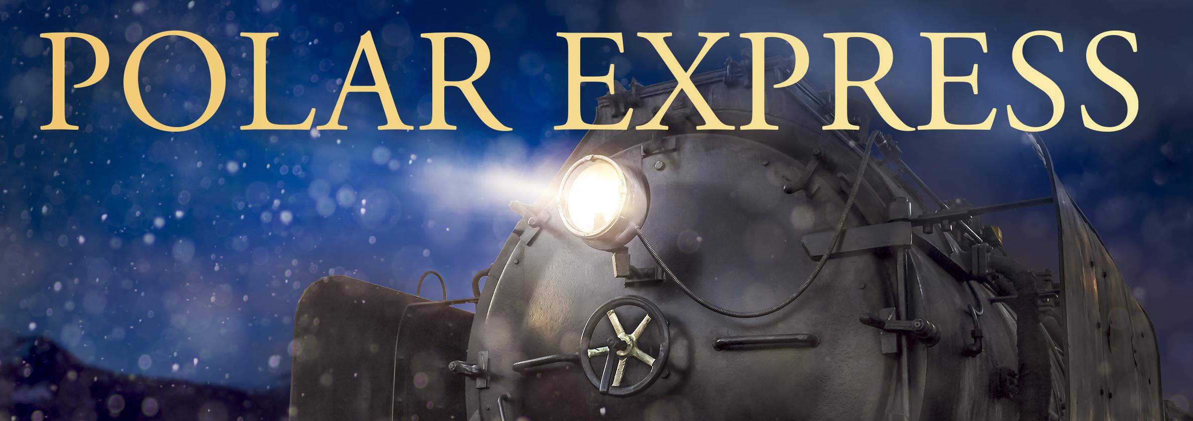 Polar Express 2018 banner