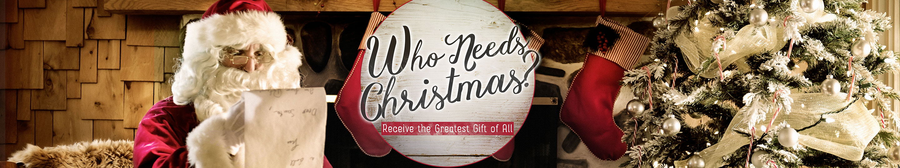 Who Needs Christmas: You and Me banner