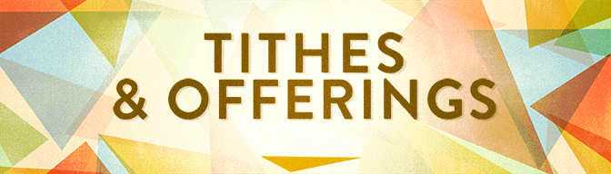 Generosity banner