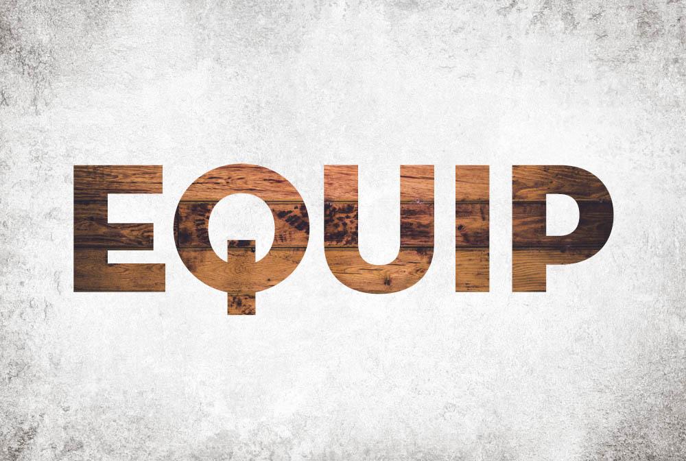 EQUIP banner