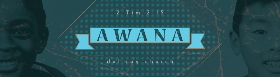 AWANA Kids Club banner