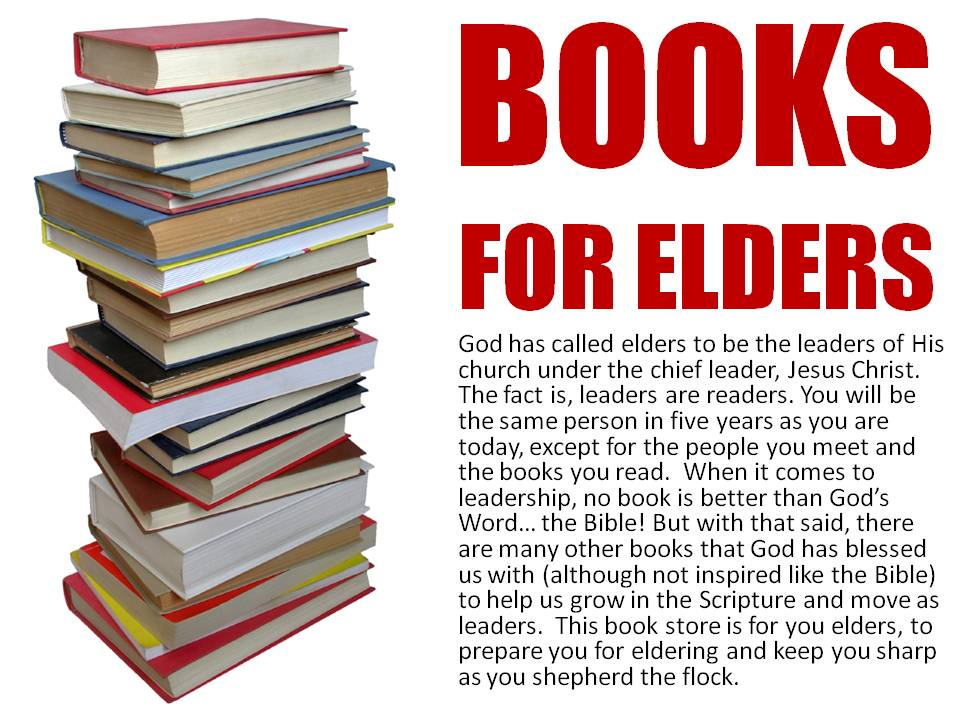 BOOKS FOR ELDERS