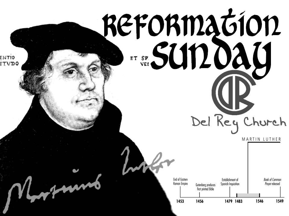 Reformation Sunday 2011 PP