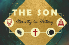 The Son of Israel (Palm Sunday) banner