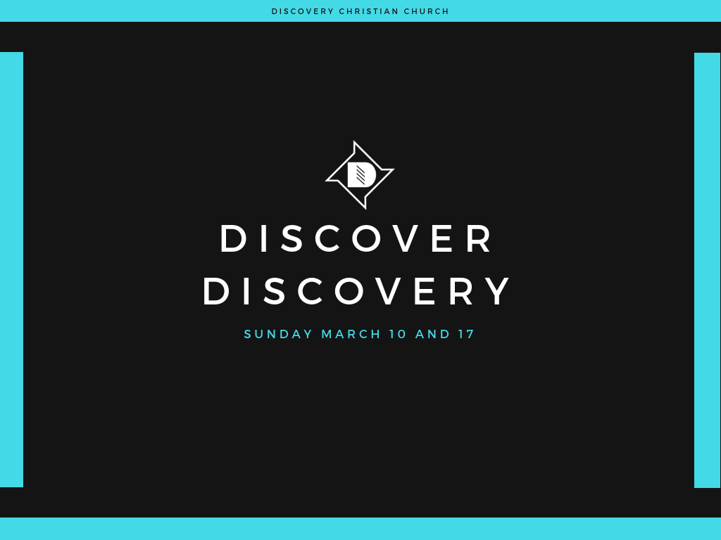 Discovery Disco March image
