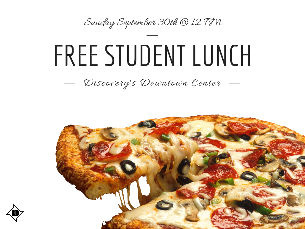 Free Student Lunch