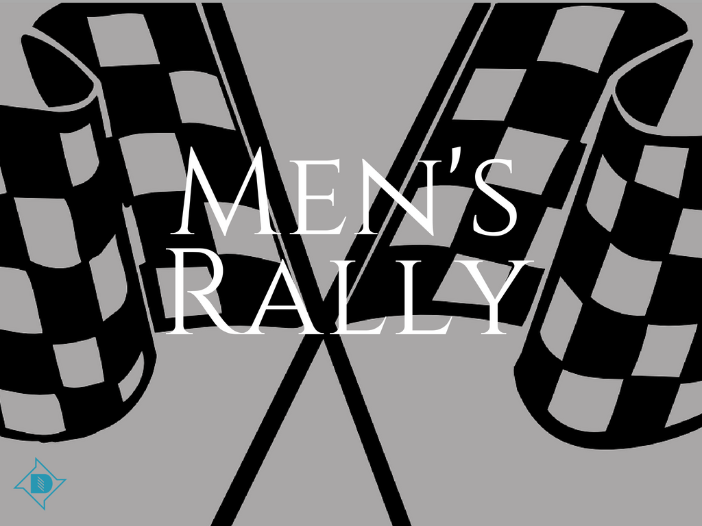 Men's Rally updated