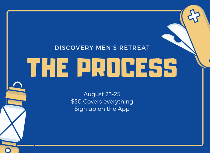Men's Retreat 2019 image