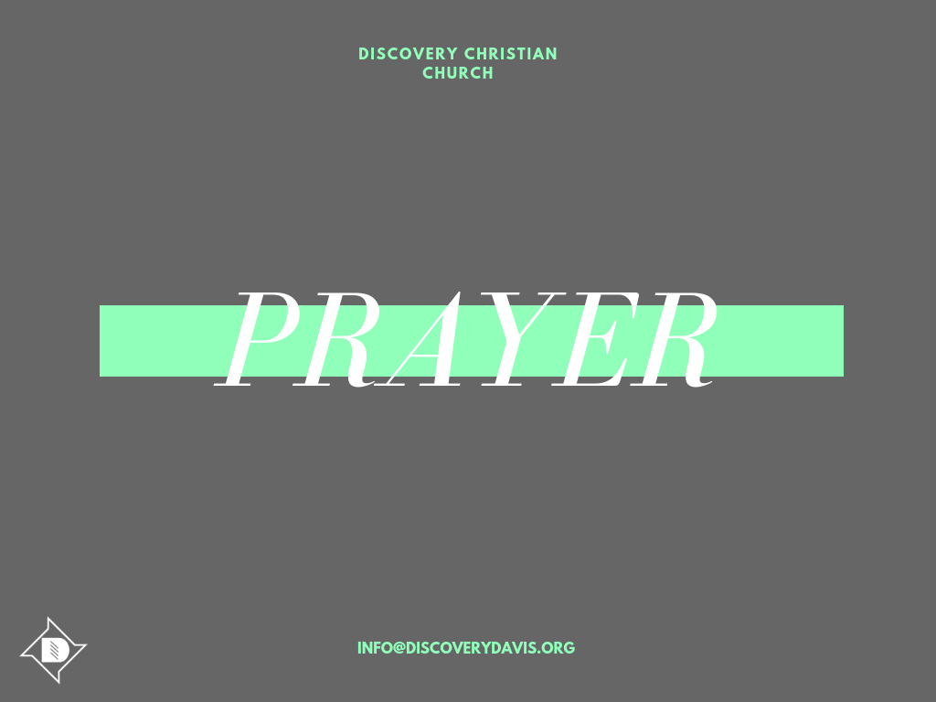 New Prayer image
