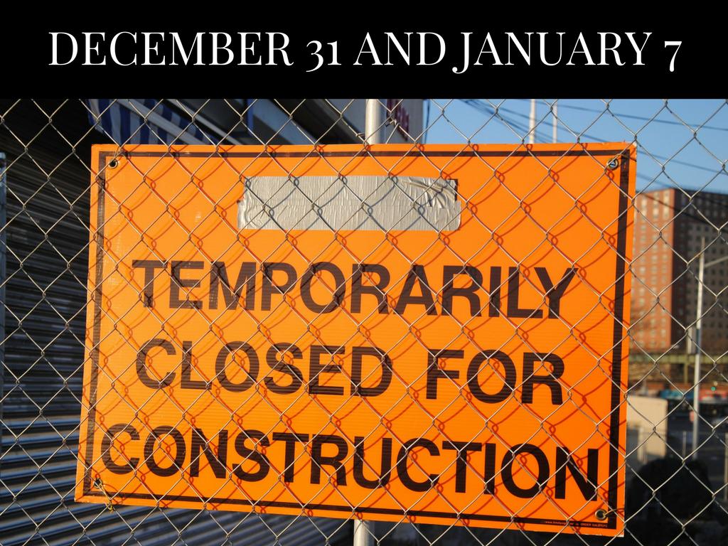 Theater Closures