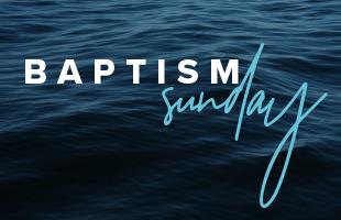 Baptism Web Event  image